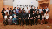 First ever CBCI graduation ceremony in Malaysia