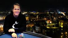 Ola Andersson slåss om SM-titeln i poker