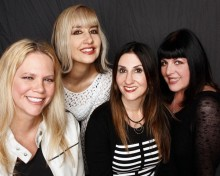 The Pandoras reunite for London gig / European tour