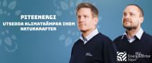 PiteEnergi utsedda till Klimatkämpar från Norr inom Naturkrafter