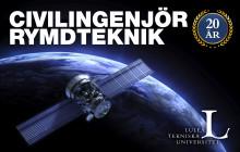 Pressinbjudan: Sveriges enda civilingenjörsutbildning i Rymdteknik fyller 20 år