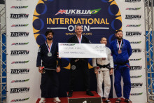 Top international athletes battle it out in Motherwell