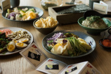 Tak satsar på japansk brunch