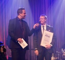 Fina priser för Kågered och Ahlberg på Bilsportgalan i Karlstad.