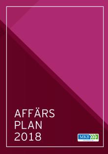 MKB Fastighets ABs Affärsplan 2018