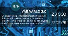 IT-säkerhetsevent Stockholm