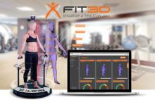 3D-skanner visar träningsresultat på Hagabadet