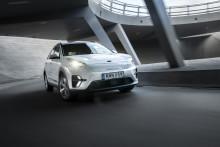 Kia Niro EV vald till Årets Familjebil