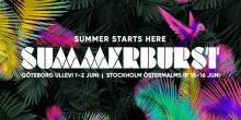 Summerburst klara för Ullevi 2018