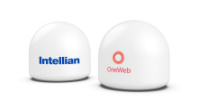 ONEWEB AND INTELLIAN ANNOUNCE USER TERMINAL PARTNERSHIP TO ENABLE REMOTE ENTERPRISE AND CELLULAR BACKHAUL CONNECTIVITY EXPANSION