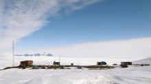 Svensk Antarktisexpedition undersöker inlandsisens historia