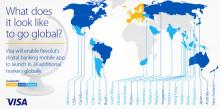 Revolut choisit Visa comme principal émetteur partenaire afin d'accélérer son développement à l'international