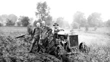 Száz éves az első Fordson traktor