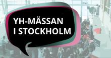 Hitta din YH-utbildning på vår mässa i Stockholm