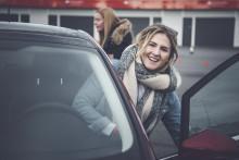 300 unge gjennomførte gratis kjørekurs i helgen