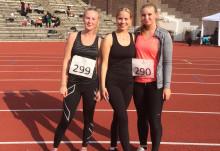 Full fart på Stockholms Stadion under Teoretiska Spelen