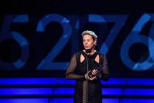 Annika Sörenstam tilldelas Idrottsakademins Hederspris 2020