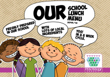 Primary School Menu 2018/19