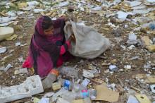 Miljoner barn i gemensam satsning mot nedskräpning