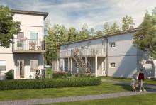 BoKlok säljer 56 lägenheter rättvist i Åhus