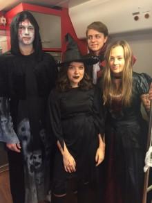 Succé för SJs Halloweentåg till Liseberg