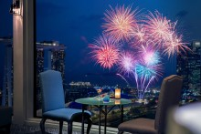 Pan Pacific Singapore Celebrates the Nation's Bicentennial in Style