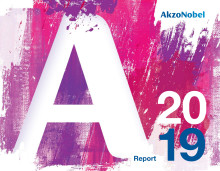 AkzoNobel Digital Annual Report 2019