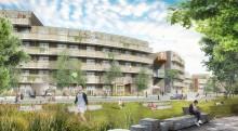 Grönt ljus för 800 nya bostäder i Frihamnen