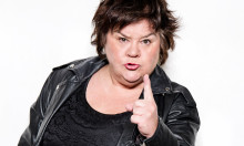 Stand-up med komikern Ann Westin på Vara Konserthus