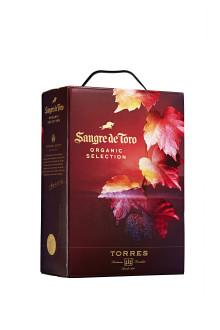 Pressregn över Torres nytillskott Sangre de Toro Organic Selection