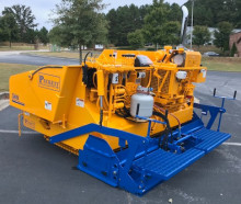 YANMAR Mastry Engine Center Develops Customized Engine for Puckett Equipment's Asphalt Pavers