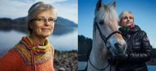 Om å leve med en sjelden kreftform  – en lang vandring i månelandskap
