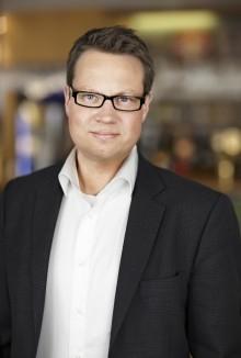 Anders Ängfors ny kommersiell direktör på Galatea