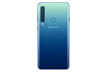 Samsung Galaxy A9 – ensimmäinen neljän takakameran älypuhelin