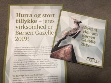 Dansk hotelkæde modtager prestigefyldt Børsen-pris