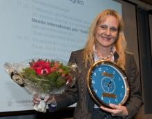 Bonas VD Kerstin LIndell utsedd till årets ledare