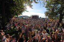 Succé och utsålt på premiären av A Walk In The Park i Kalmar