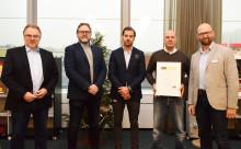 STANLEY Security blir Sveriges första Anläggarfirma UTM