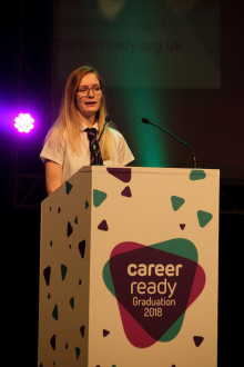 Elgin High pupil named Scottish Career Ready Student of the Year