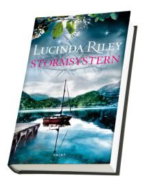 Stormsystern - nu kommer del två i sagan om de sju adoptivsystrarna av Lucinda Riley