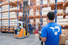 Panalpina's single warehouse management system key to growing business