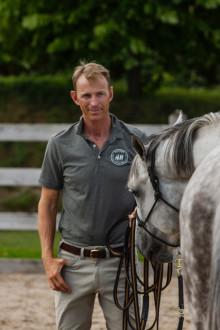 Peder Fredricson tar med sig två nya stjärnor till Elmia Scandinavian Horse Show