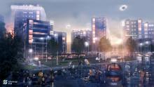 Hur ska den nya staden se ut? Kom till 300 m2 för att få svar!