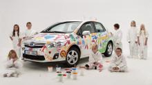 Toyota inleder långsiktigt samarbete med Friends