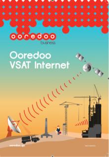 Ooredoo setzt für neue Breitbanddienste für Geschäftskunden in Katar auf Eutelsat- Hochleistungssatelliten KA-SAT