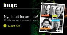 Upptäck nya kundtidningen Inuit forum 2017