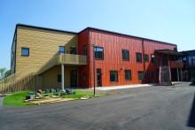 Lingenässkolan invigs