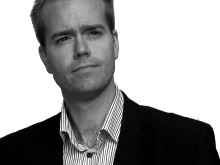 """Mattias Lundberg utsedd till finalist i tävlingen """"Västerbottens mest företagsamma människa 2012""""."""