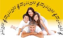 Sängerjugend Stuttgart lädt ein zum Familientag am Samstag, 21. März 2020 - Singen in Familie