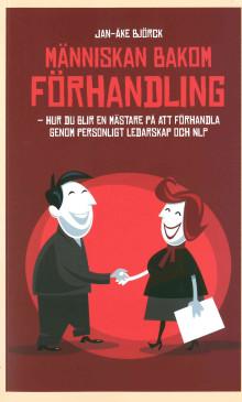 Människan bakom förhandling - ny bok av lärare på FEI